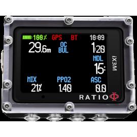 Komputer nurkowy Ratio iX3M GPS Deep
