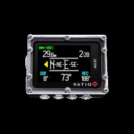 Komputer nurkowy RATIO iX3M Reb