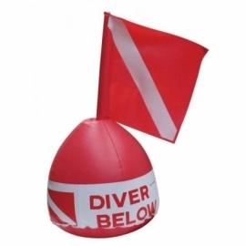 Boja sygnalizacyjna z flagą IST SB1