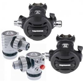 Automat oddechowy Apeks 2 x TEK3 XTX50