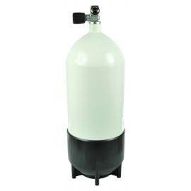 Butla Stalowa 12 L Eurocylinder z poj.zaworem