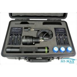 Zestaw HI-MAX, SLIM H01 3500 LM