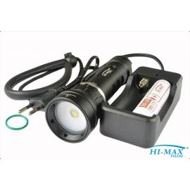 Zestaw foto/video HI-MAX X8 860 LM