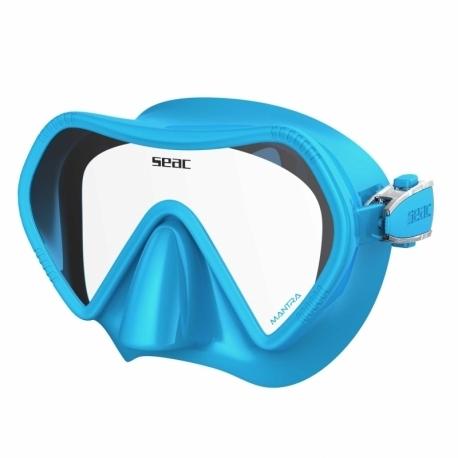 Maska SEAC Mantra Niebieska